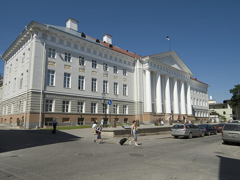 塔尔图大学旅游景点图片