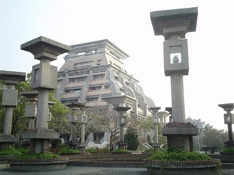 中正大学旅游景点图片