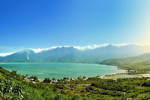 灵姑海滩的图片