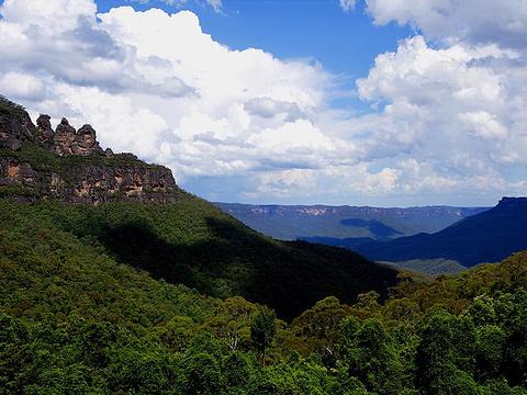 蓝山旅游景点图片