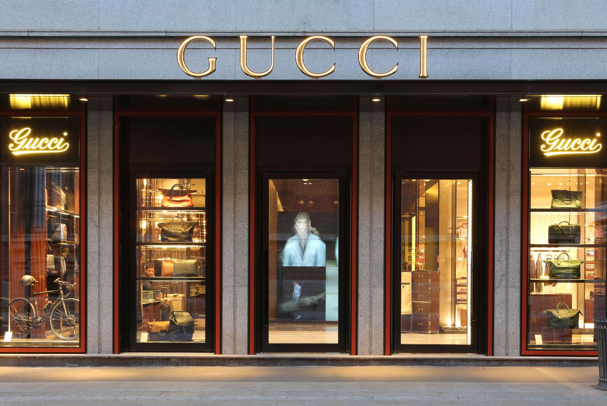 Gucci - Milano Galleria