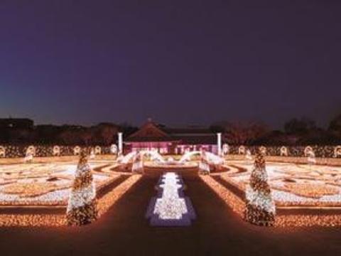 大阪城西之丸庭园旅游景点图片