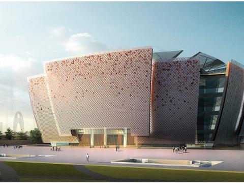 广州美术馆旅游景点图片