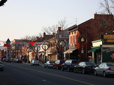 Dundas West Street旅游景点图片