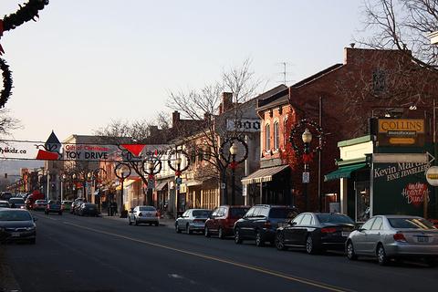 Dundas West Street
