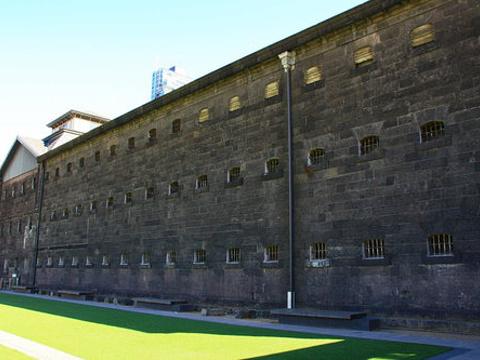 墨尔本旧监狱旅游景点图片