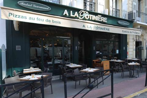 Restaurant La Potinière du Palais