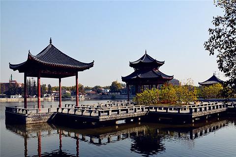 汉阳莲花湖公园