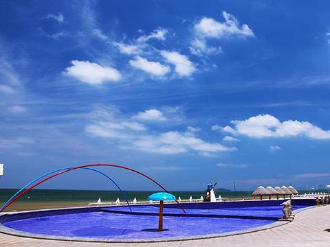那香海国际浴场旅游景点图片