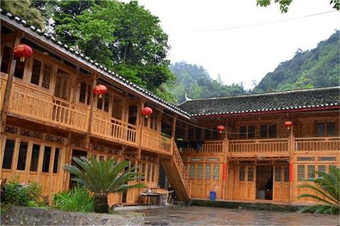 尧上仡佬族文化村