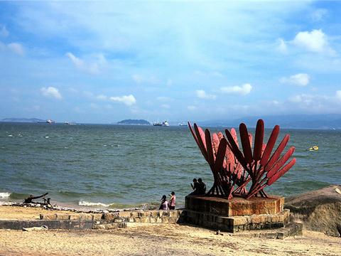 珍珠湾旅游度假区旅游景点图片