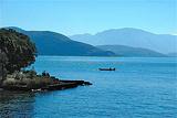 洱海湖心亭
