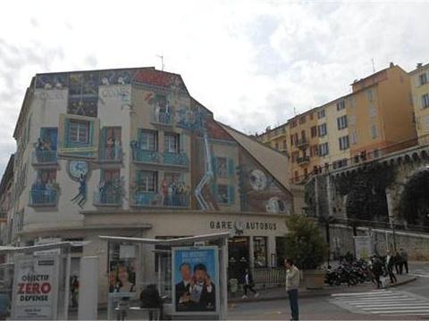 Les Murs Peints旅游景点图片