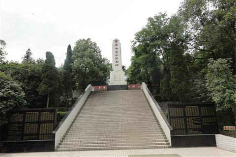 宜宾烈士陵园