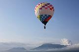 热气球观光