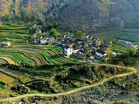 玉笋村旅游景点图片