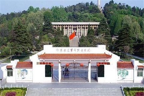 鄂豫边区革命烈士陵园