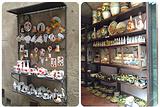 手工彩陶制品