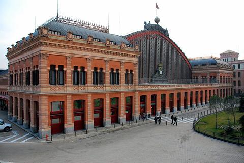 马德里火车站