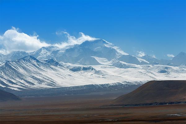 布喀达坂峰旅游图片