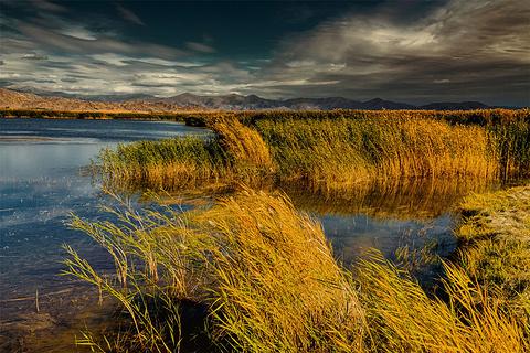 可可西里湖