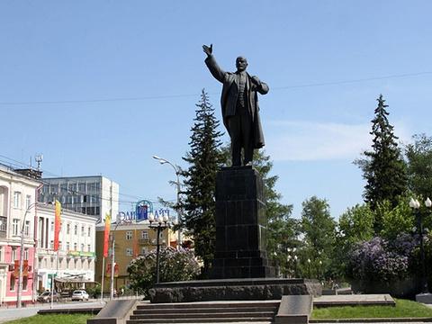 列宁纪念碑旅游景点图片