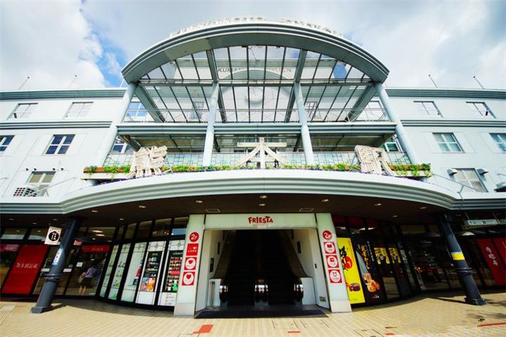 JR熊本站