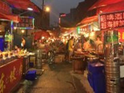 四方路海鲜市场 旅游景点图片