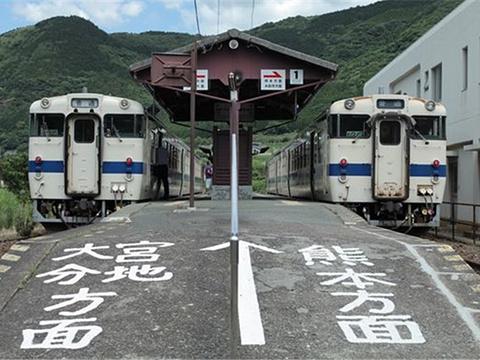 JR立野站旅游景点图片