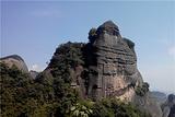 资源丹霞地质公园