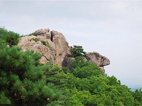 驼峰景区旅游景点图片