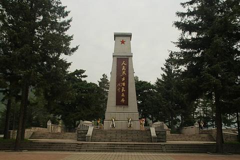 四保临江烈士陵园