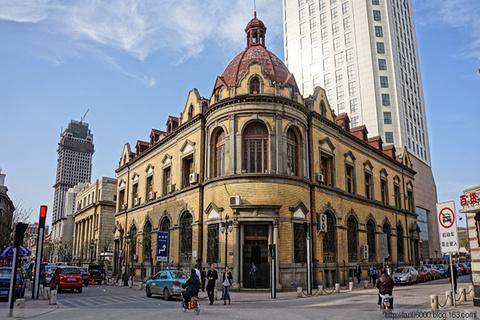 天津金融街