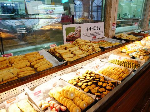 三振鱼糕(釜山站店)旅游景点图片