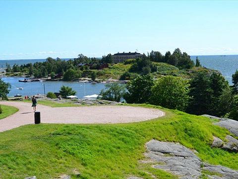 卡伊沃公园(Kaivopuisto Park)旅游景点图片