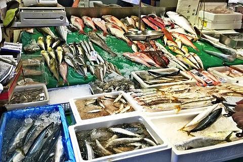 长浜鲜鱼市场