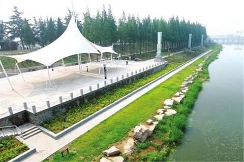 濉河公园的图片