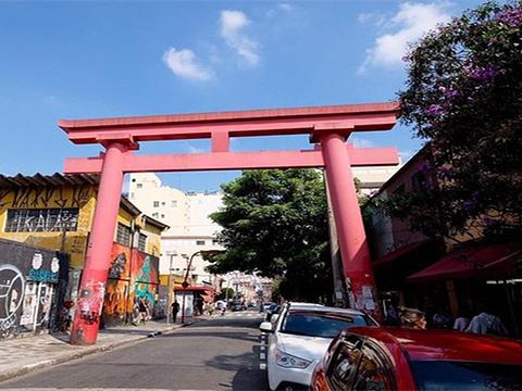 东方街旅游景点图片