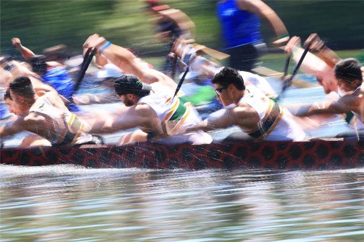 多伦多国际龙舟节