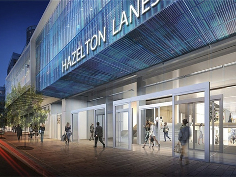 海泽顿商场旅游景点图片