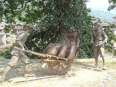 高岭国家矿山公园旅游景点图片