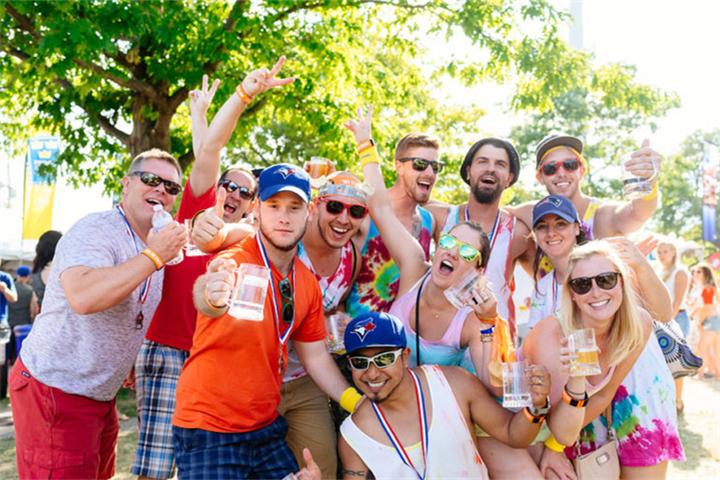 多伦多啤酒节(Toronto's Festival of Beer)