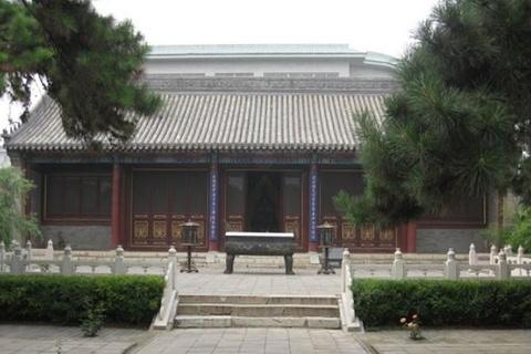 蓟州文庙的图片