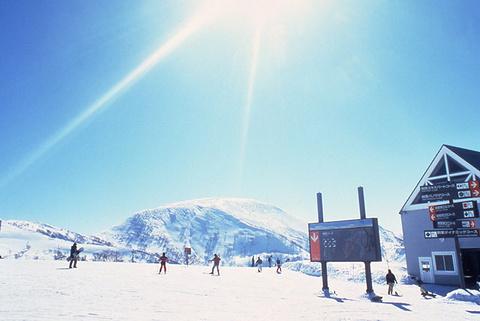 日本喜乐乐滑雪场