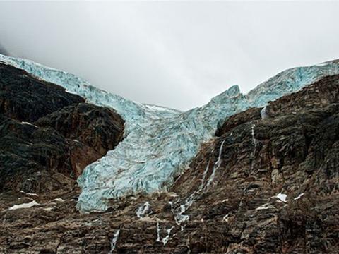 天使冰川旅游景点图片