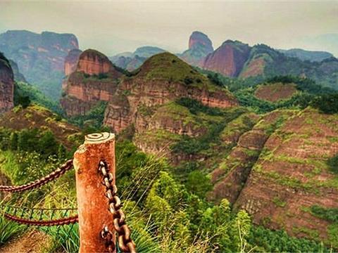 铜钹山旅游景点图片