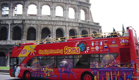 Roma open tour