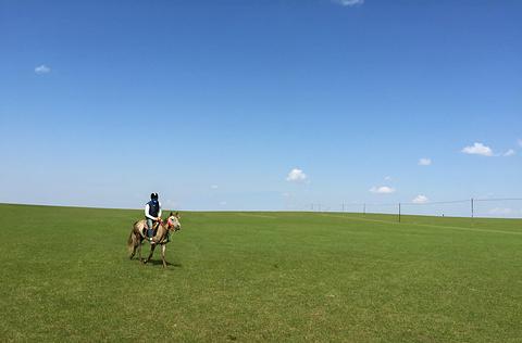 黑山头边城骑马场