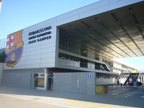 Ciutat Esportiva Joan Gamper旅游景点图片
