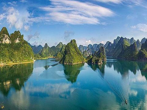 上林霞客古渡景区旅游景点图片